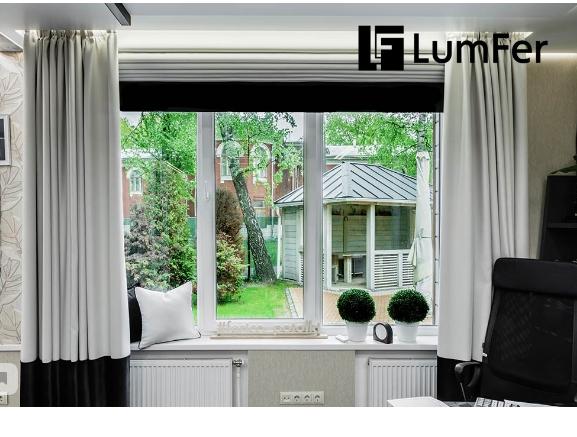 Электрокарниз LumFer